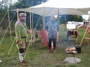 Auxiliar und Römer
